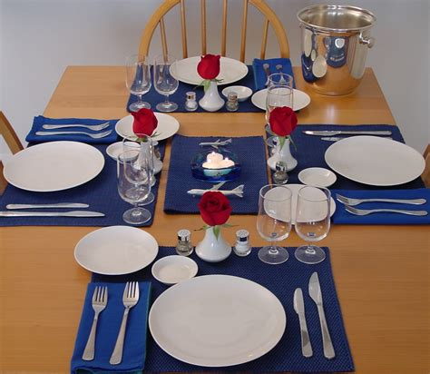 table setting for lunch table settings for lunch home design