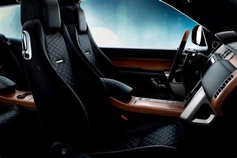 range rover coupe interior range rover sv coup 233 luxer en duurder was een land rover