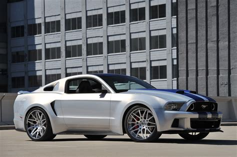 need for speed ford mustang car to be sold at