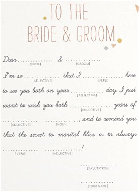 printable wedding jokes confetti mad libs printable by basic invite
