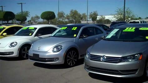 larry miller vw arizona credit express  janey youtube