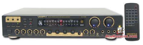 Mixer Karaoke Yamaha vocopro da x10 pro digital karaoke mixer with vocal enhancer