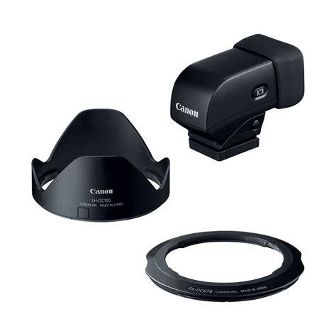 canon accessories canon g3x accessory kit