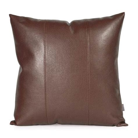 leather sofa with pillows leather sofa throw pillows bellacor