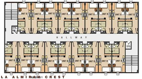 studio type floor plan la almirah crest liloan cebu real estate property