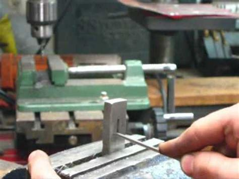 youtube pattern fitting pattern welding tutorial fitting the guard and bolster
