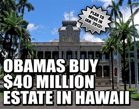 obama hawaii house the obama family costs taxpayers 1 4 billion per year