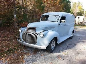 chevrolet panel truck 1947 ebay