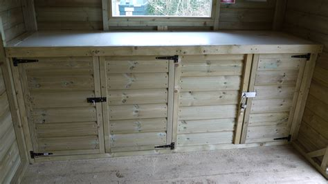 shed benches laura 3 7 the wooden workshop oakford devon