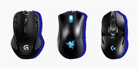 Mouse Gaming M Tech 17 best gaming mouse reviews in 2017 top gaming mice