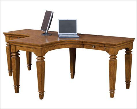 Dual Desk by Aspen Furniture Dual T Desk E2 Class Harvest Asi15 380 80h