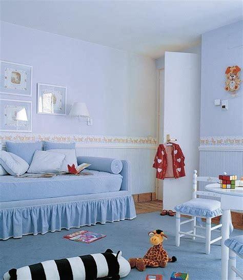 decorar cuartos para bebes cenefas de dibujos para habitaciones infantiles