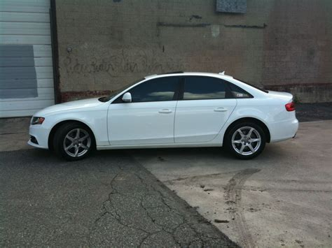 10 ceramic tint tint on ibis white cars
