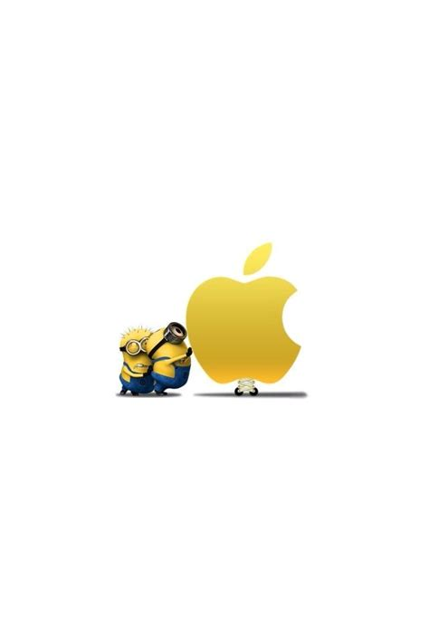 banana wallpaper ios ipad wallpaper blncvralyssa minions pinterest