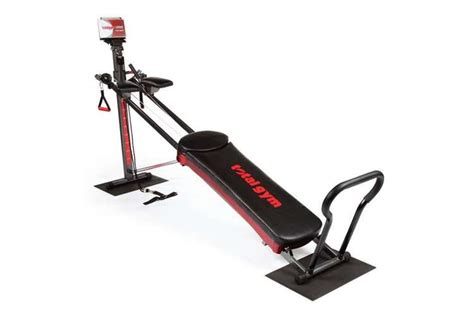 total 1900 home leg exercise machine and dvds
