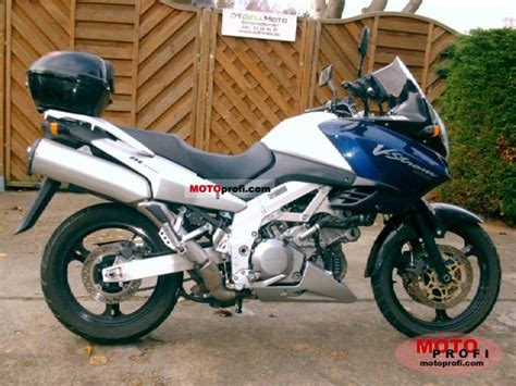 Suzuki Dl1000 V Strom Specs Suzuki Dl 1000 V Strom 2003 Specs And Photos