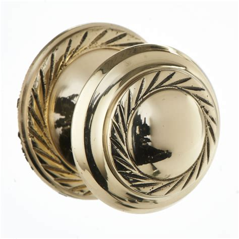 wilko door knob brass georgian 32mm at wilko