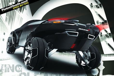 mclaren suv re italian students come up with mclaren suv page 1