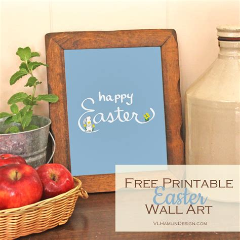 free printable easter wall art free printable easter wall art food life design
