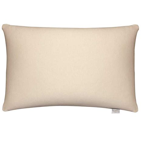 organic bed pillows bucky organic cotton buckwheat bed pillow ebay