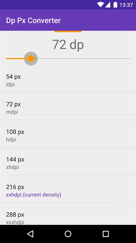 android layout width dp px dp px converter android apps on google play