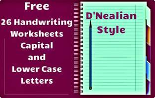 free handwriting worksheets handwriting worksheets d