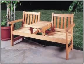 wood patio furniture plans free