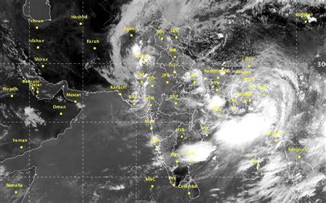 cyclonic storm komen weakens into deep depression odisha