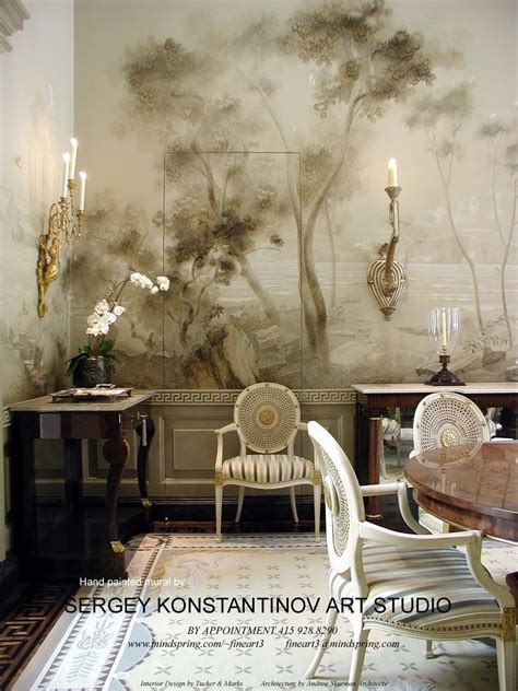 dining room wall murals mural room san francisco mural room san francisco