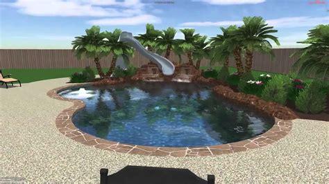 backyard amenities leising pool 2 backyard amenities youtube