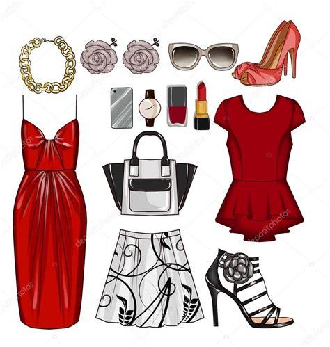 fashion clipart fashion illustration clipart 30