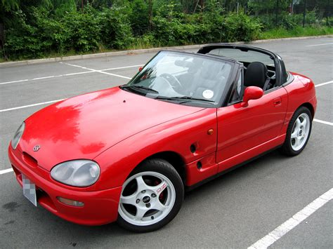 Suzuki Cappuccino Drivers Generation Cult Driving Perfection Suzuki