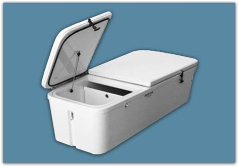 best boat cooler coolers coffin storage box boating birdsall marine design