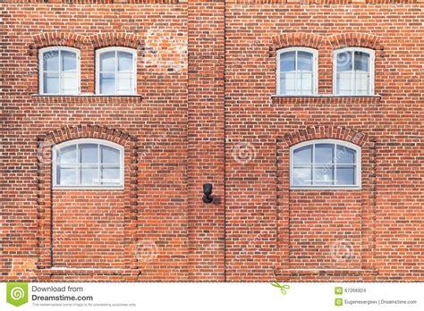 Building Home Plans by Texture De Fond De Fa 231 Ade De Maison De Brique Rouge Photo