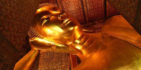 bangkok reclining buddha reclining buddha bangkok wat pho thailand explored