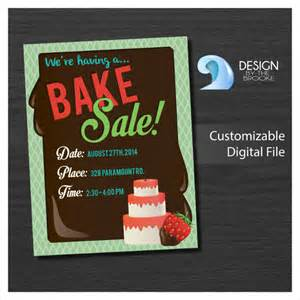 free customizable flyer templates bake sale flyer template 34 free psd indesign ai