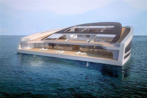 big boat dream man ecocentric le yachting de luxe bat pavillon vert