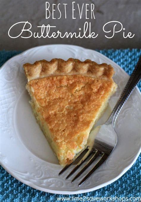 buttermilk pie Impossible Chocolate Coconut Pie Recipe