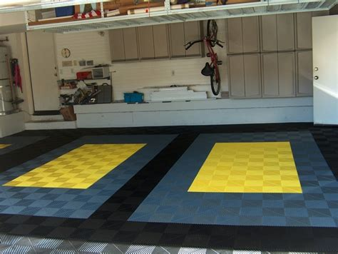 Stylish Modular Floors Tiles and Garage Flooring