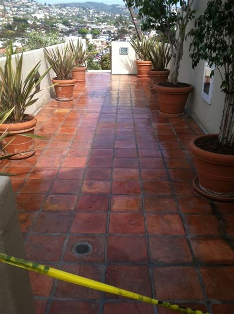 saltillo tile saltillo tile saltillo mexican tile pinterest patios haciendas