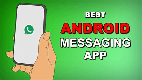 best sms app android 10 best android messaging app 2018