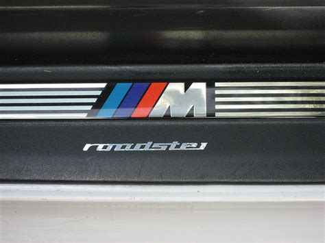 Bmw Z3 Aufkleber by 63 1 Z3 M Roadster Aufkleber Cs Werk Bonn