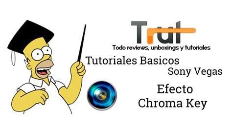 tutorial sony vegas chroma key tutorial efecto chroma key en sony vegas youtube
