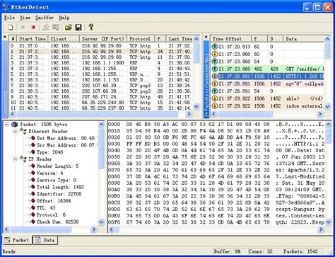 how to a sniffer packet sniffer http sniffer password sniffer msn sniffer effetech