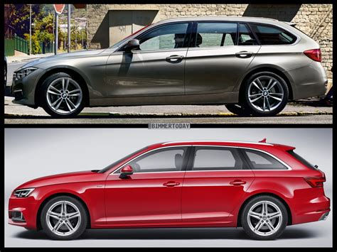 Audi A4 Avant Vs Bmw 3 Series Touring by Bmw 3 Series Touring Vs Audi A4 Avant Vs Mercedes C