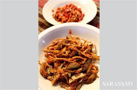Sambal Jengkol Pangestu Khas Cirebon mencicip pakkat dan holat kuliner khas tapanuli selatan sarasvati
