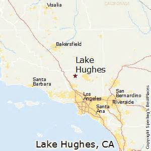 map of lake hughes california best places to live in lake hughes california