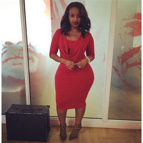 Cardy Janet top 20 afrika legszexibb celebn蜻i 2015 ben globoport