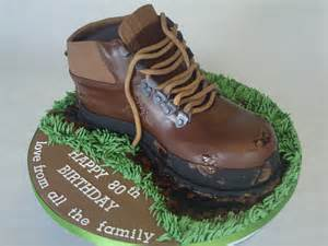 Flowers Delivery London - 3d walking boot celebration cakes cakeology