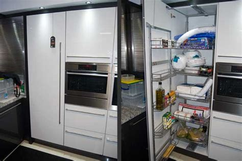 swing out pantry how to maximise kitchen space utilisation diy kitchens